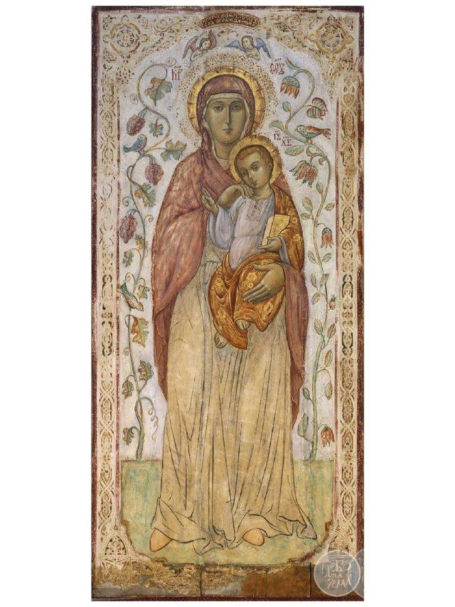 ІконаМатеріБожої Богородиця «Сад ограждений»
