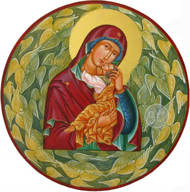 Образ Богородиці «Замилування»