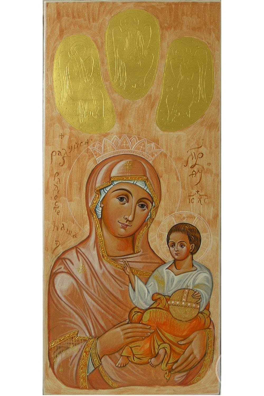 «Радуйся, Радосте наша» иконописная мастерская «Небо на Земле»