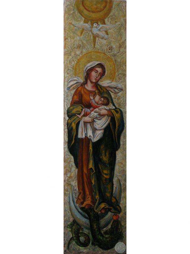 Ікона Пресвятої Богородиці «Благодатне Небо»