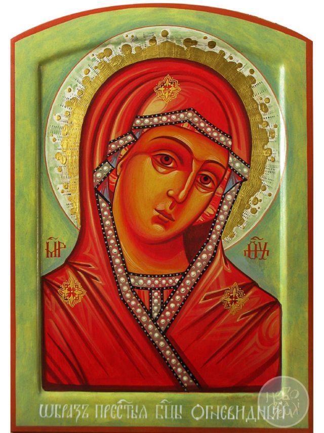 Ікона Пресвятої Богородиці «Вогневидна»