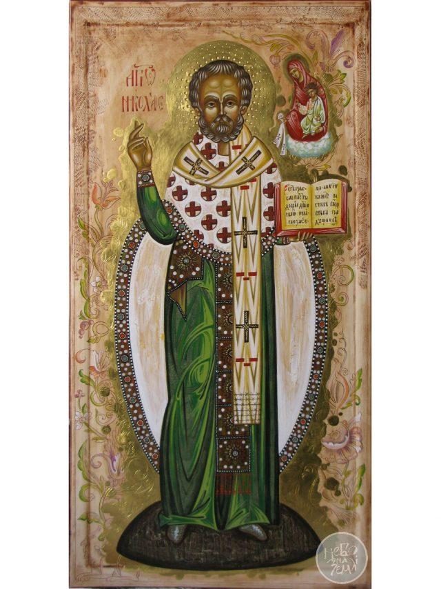 Святитель Миколай Чудотворець