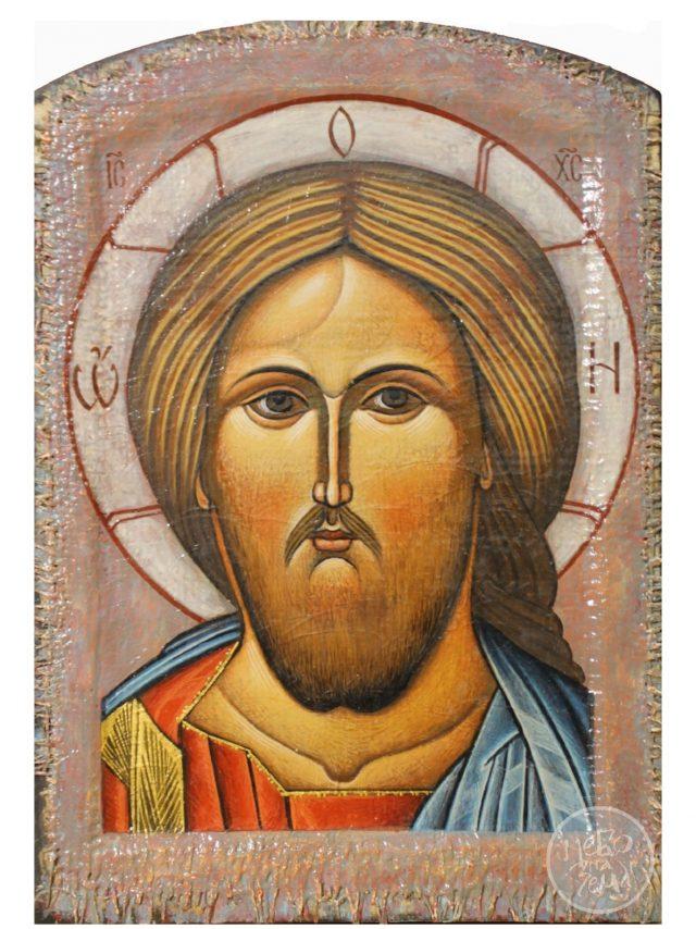 оплічний образ Спасителя Ісуса Христа