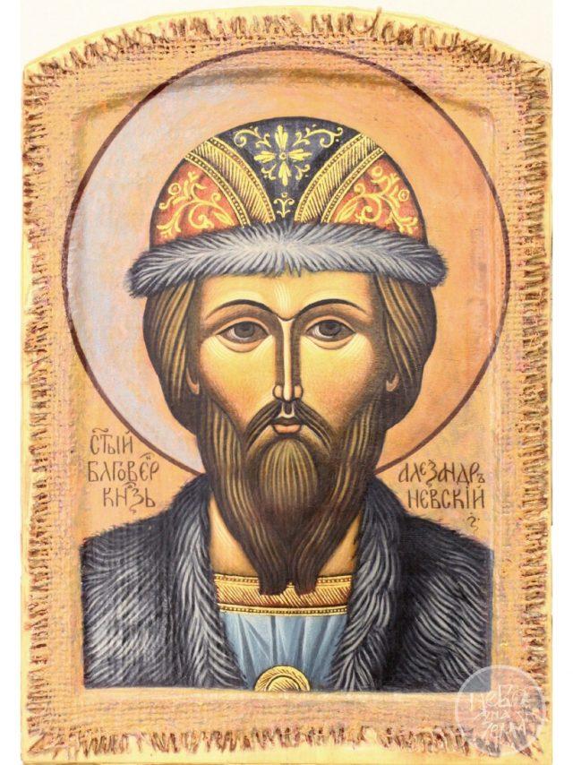 Святий Олександр Невський