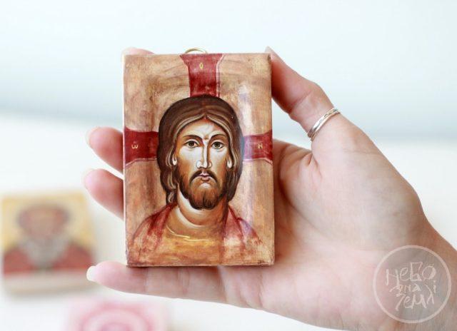Дорожні ікони Ісуса Христа