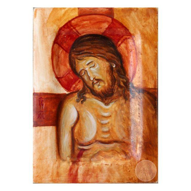 Дорожня ікона Христос Цар слави