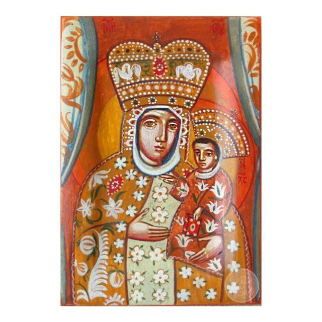 Дорожня ікона Божої Матері Кристинопільська