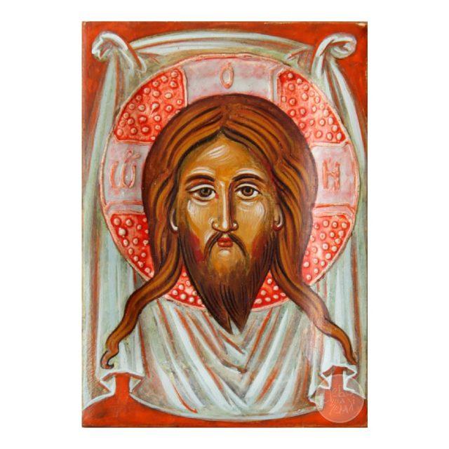 Дорожня ікона Нерукотворний образ Ісуса Христа