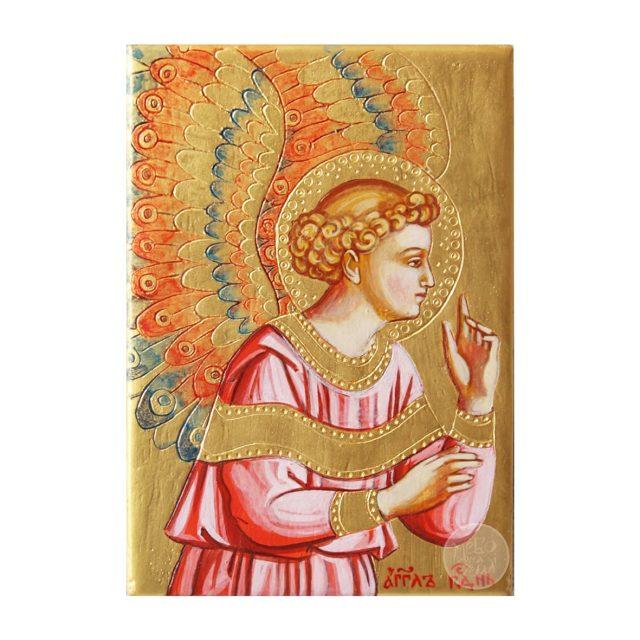 Дорожня ікона Ангел Господній