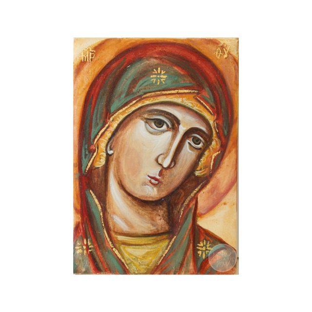 Дорожня ікона Пресвятої Богородиці Параклісіс