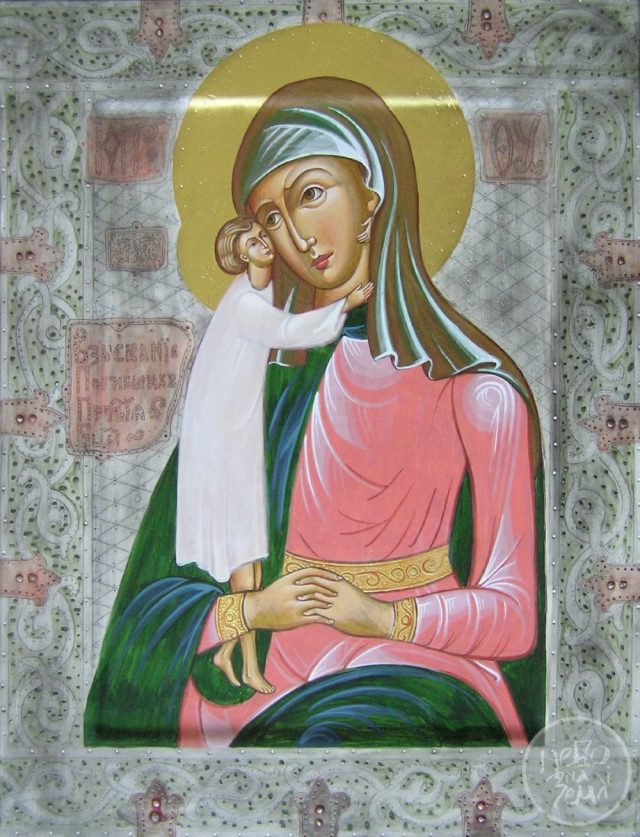 Ікона Божої Матері «Віднайдення загиблих»