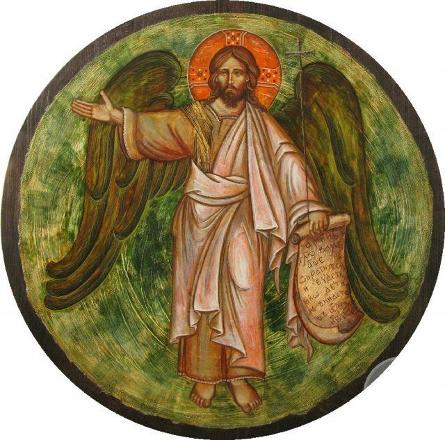 Спас – Ангел великої ради