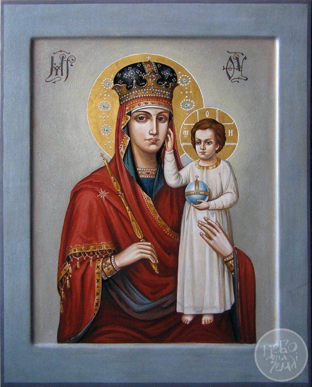 Ікона Богородиці «Призри на смирення»
