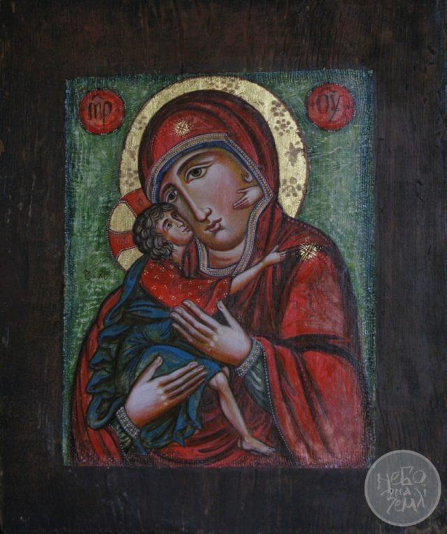 ікона Божої Матері Феодорівська