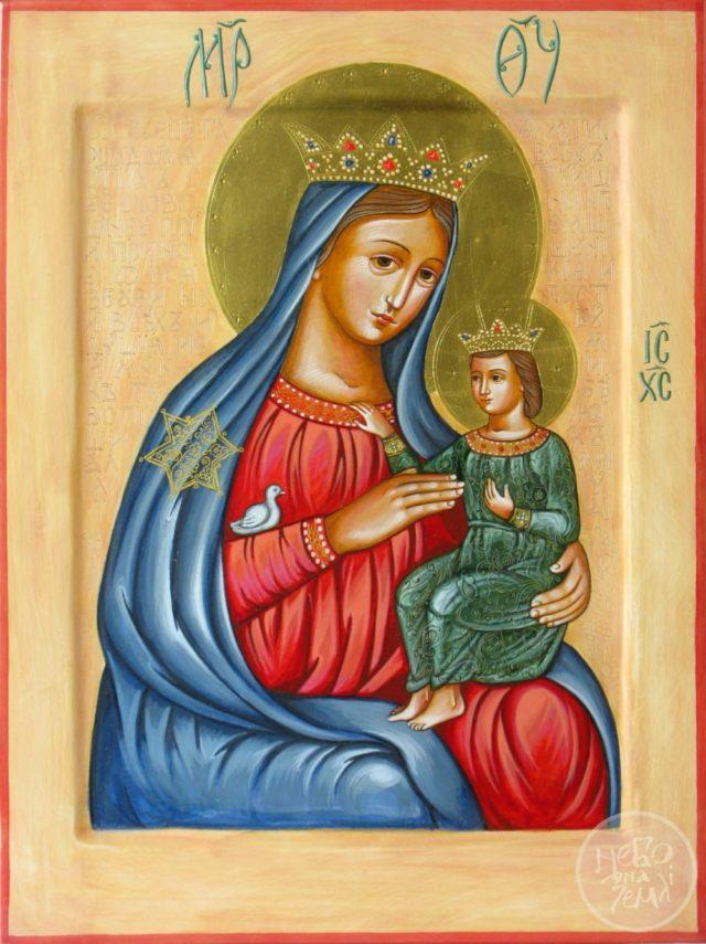 Ікона Пресвятої Богородиці «Тромбоденська»